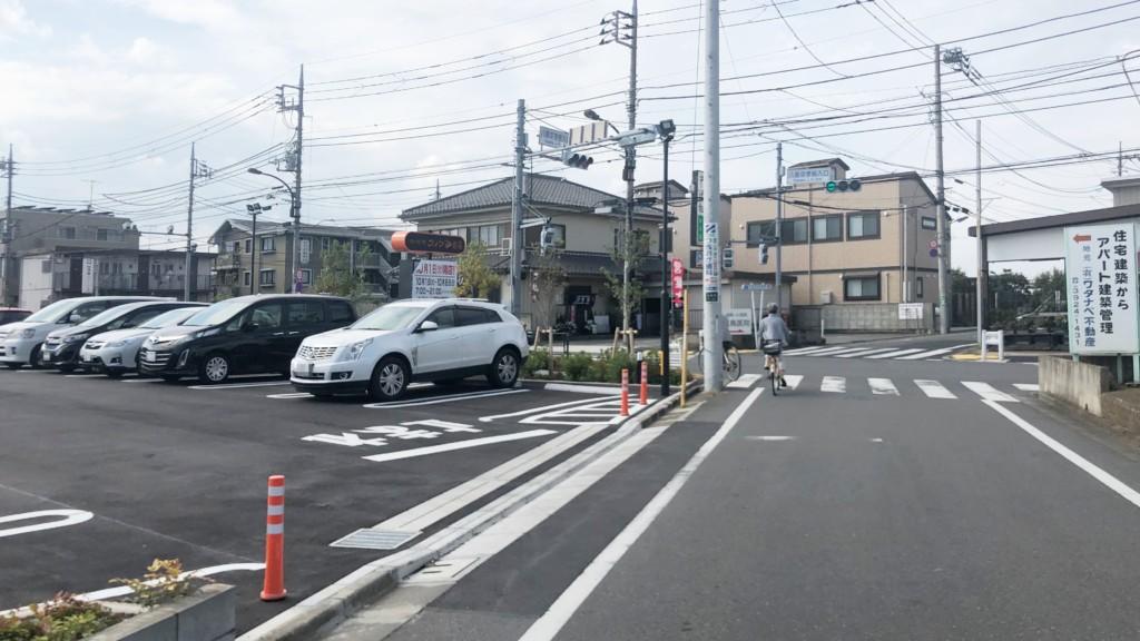 コメダ珈琲店 練馬土支田店の場所
