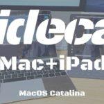 MacBookとiPadProでSidecar